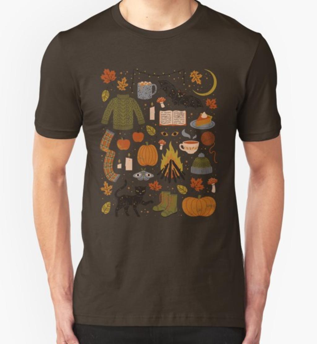 RedBubble: Autumn Nights
