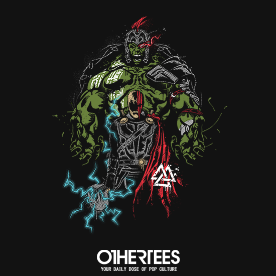 OtherTees: Ragnarok Graffitee