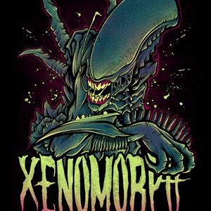 Qwertee: Beware the Xenomorph