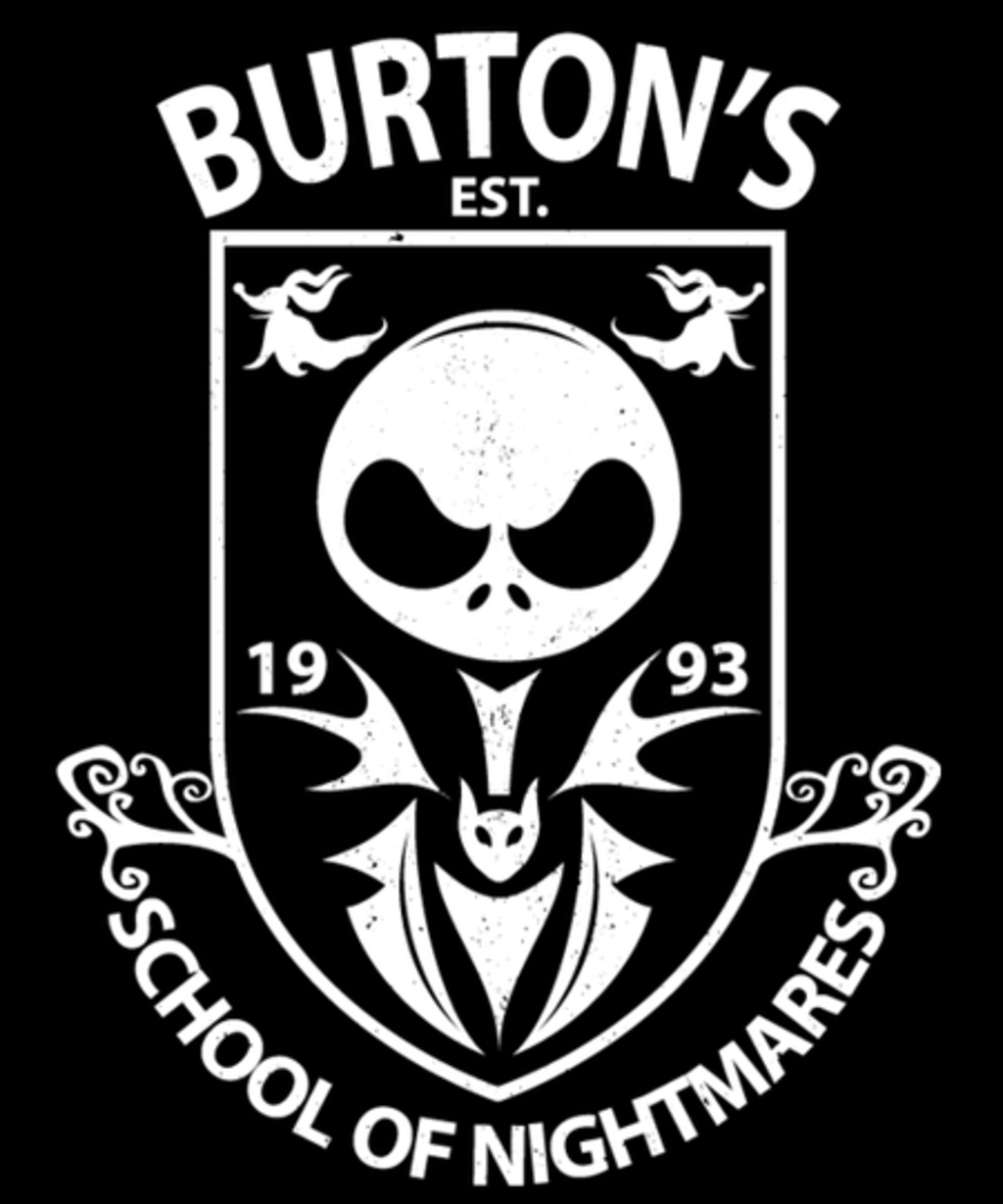 Qwertee: School of Nightmares