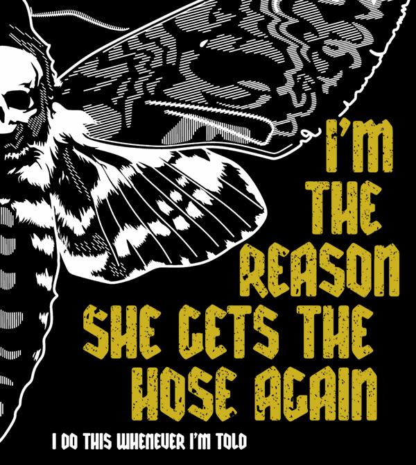 teeVillain: Gets The Hose