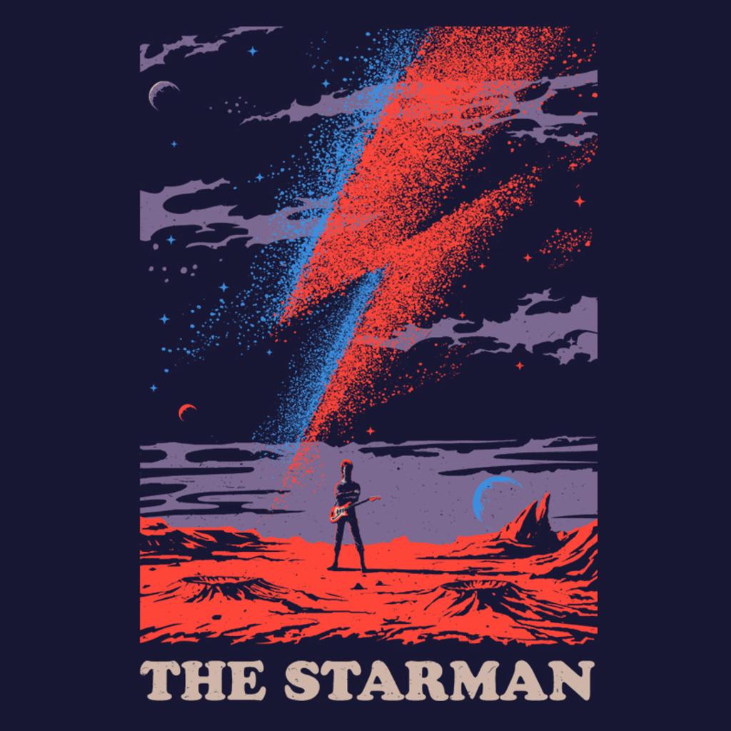 Pampling: The Starman