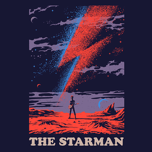 Pampling: The Starman