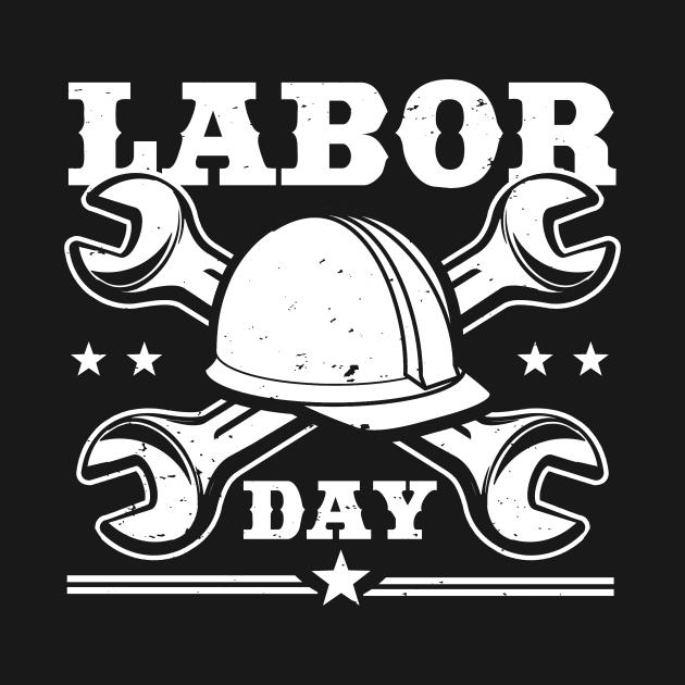 TeePublic: Labor Day