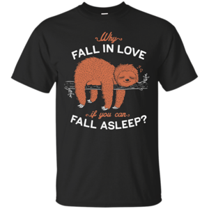 Pop-Up Tee: Fall Asleep