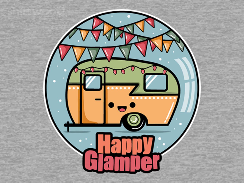 Woot!: Glamping