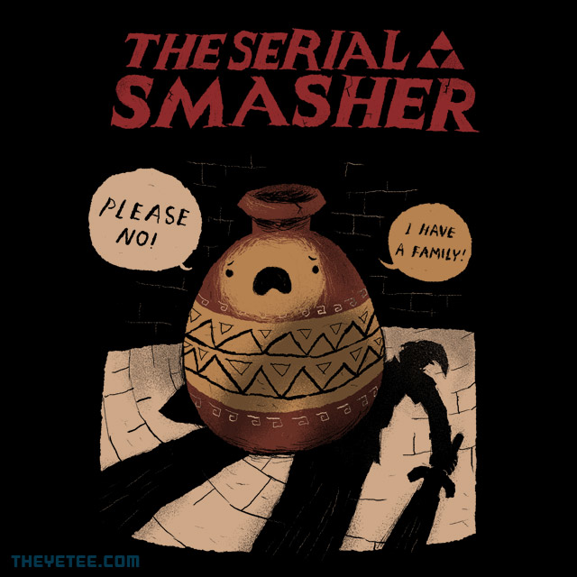 The Yetee: the serial smasher