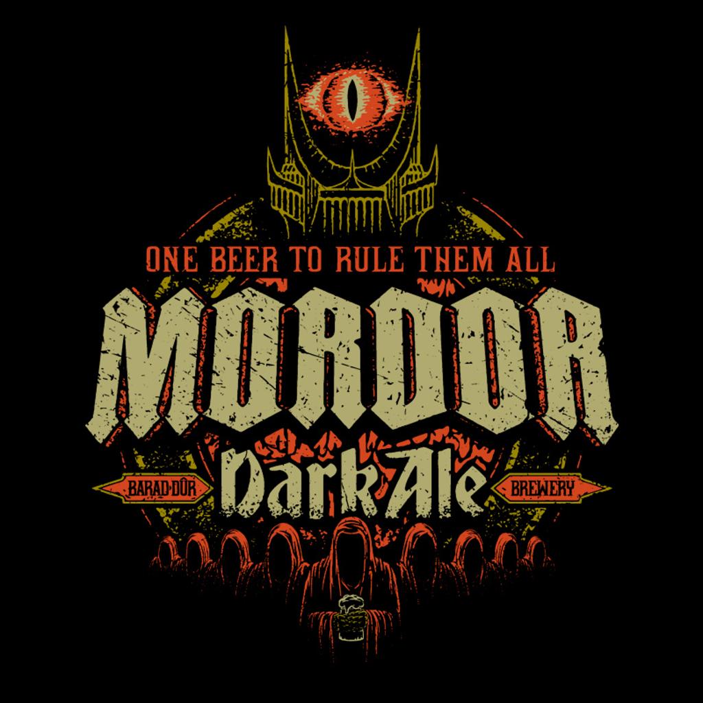 Pampling: Mordor Dark Ale