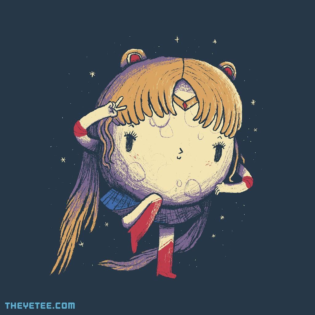The Yetee: the moon sailor