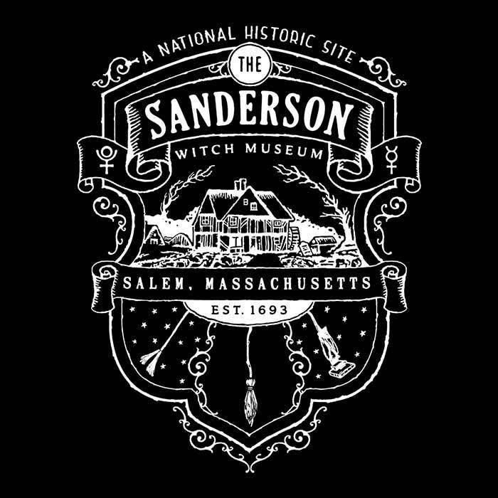 Once Upon a Tee: Sanderson Witch Museum