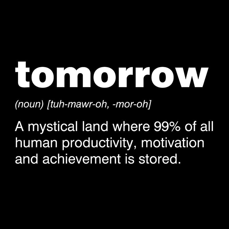 Pampling: Tomorrow