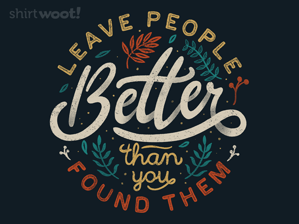 Woot!: Better Than You Found Them