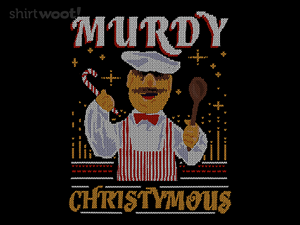 Woot!: Murdy Christymous