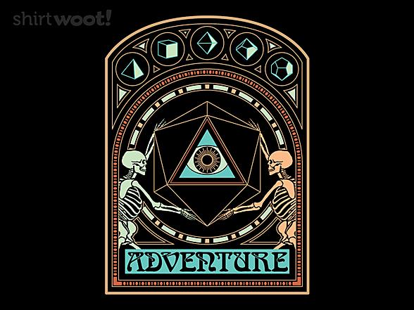 Woot!: Adventure Nouveau