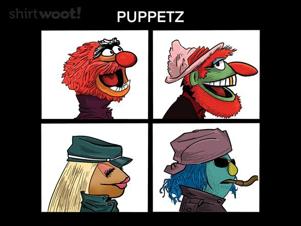 Woot!: Puppetz