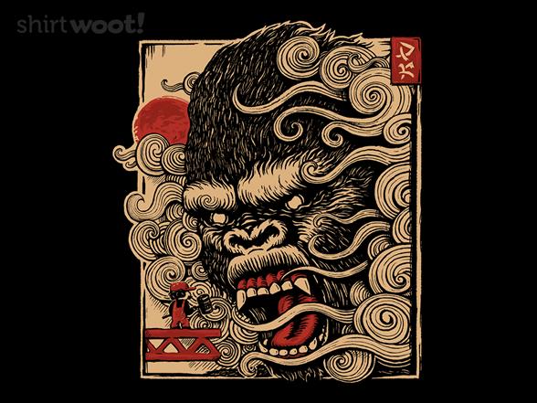 Woot!: Donkey King