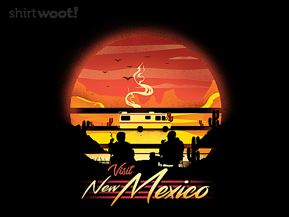 Woot!: Visit New Mexico