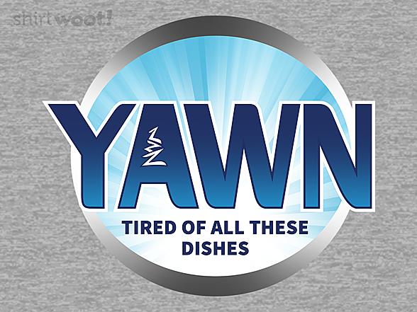 Woot!: Yawn