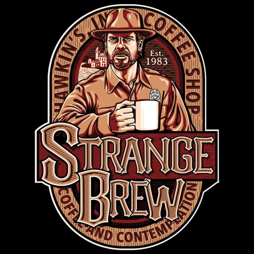 Curious Rebel: Strange Brew