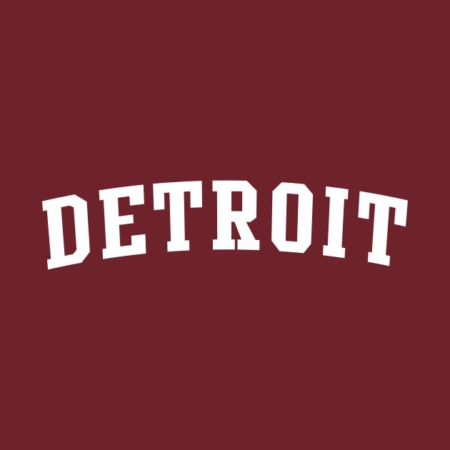 TeePublic: detroit