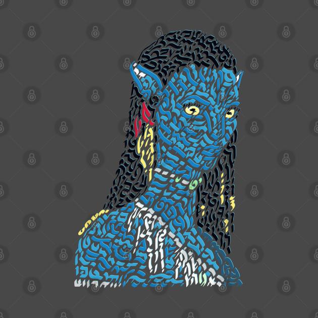 TeePublic: Neytiri Avatar