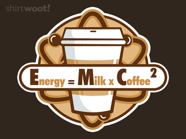 Woot!: E=MC2