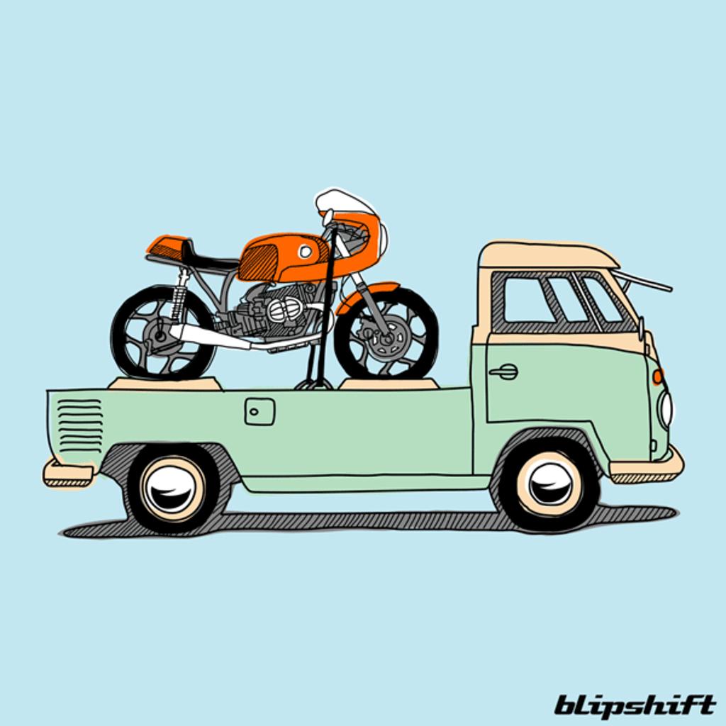 blipshift: 6WD