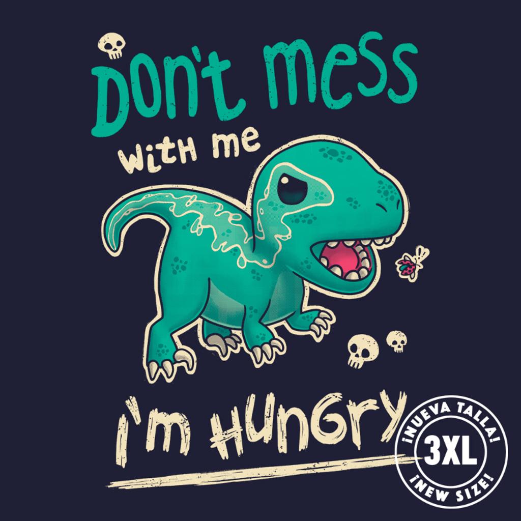 Pampling: Hungry Raptor
