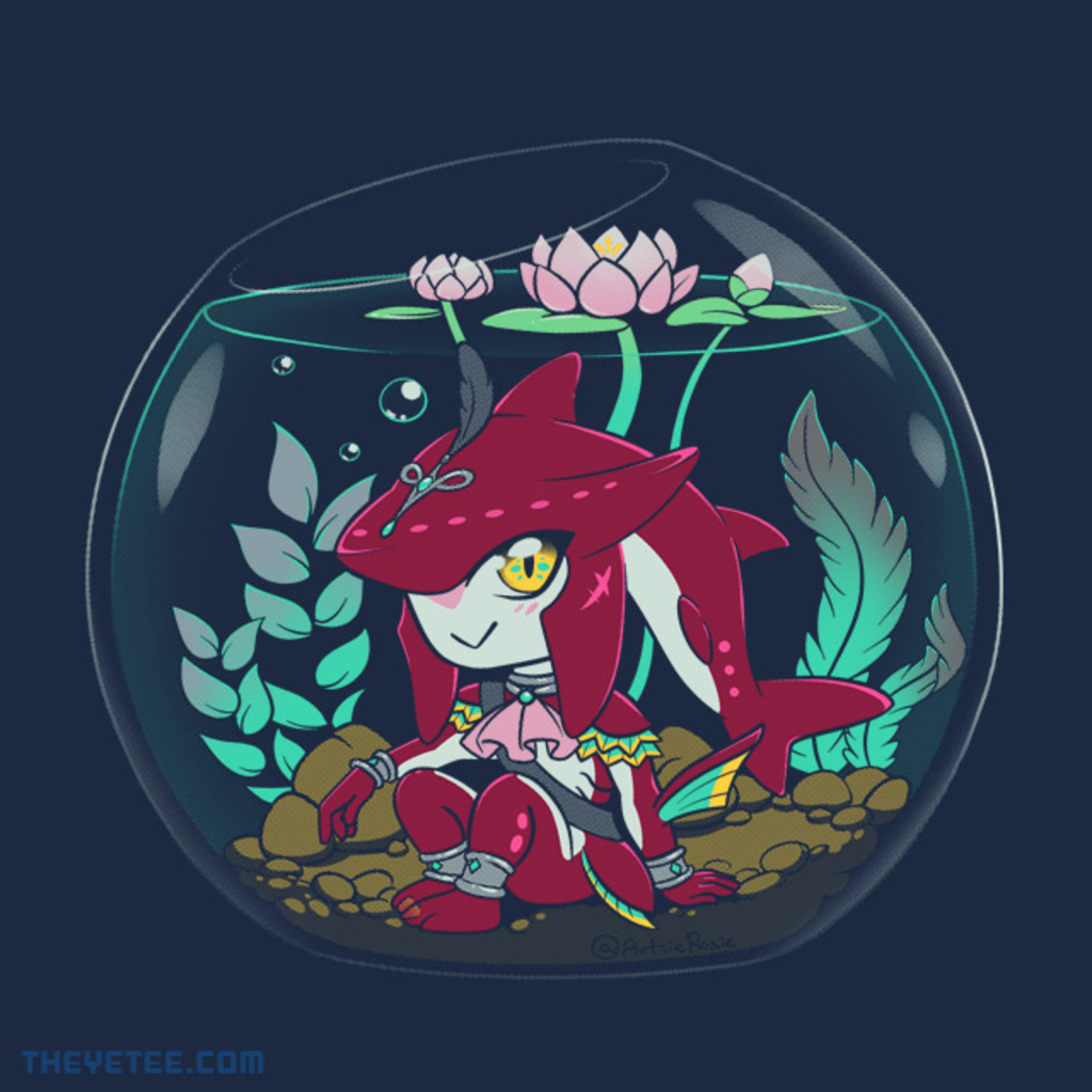 The Yetee: Prince in a Bottle