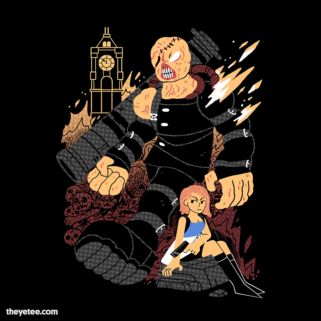 The Yetee: Last Escape
