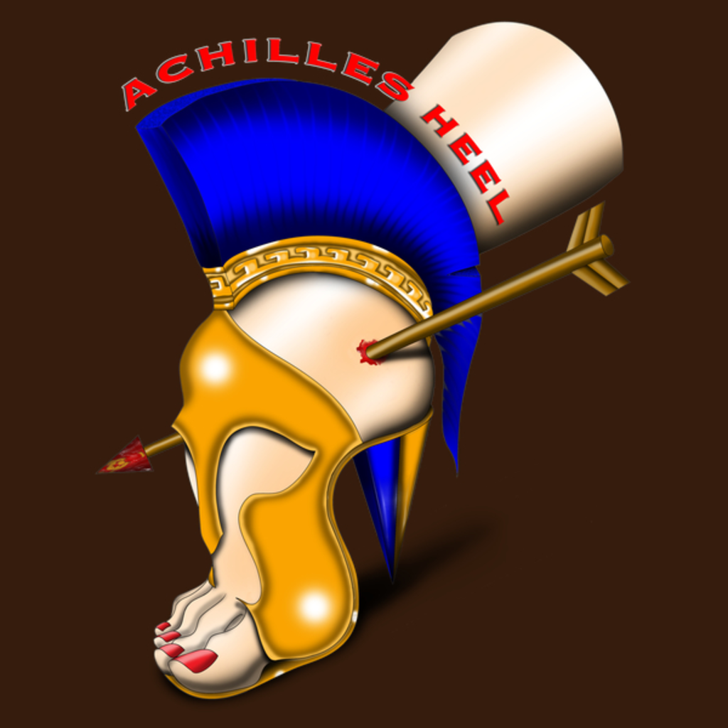 NeatoShop: Achilles Heel Foot Piercing