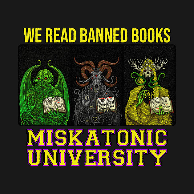 TeePublic: Banned Books - Azhmodai 2019