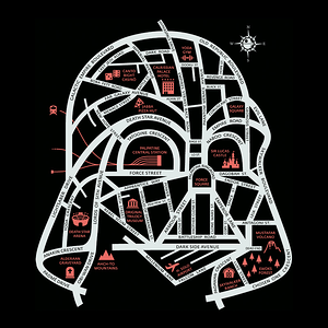 Pampling: Darth City Map