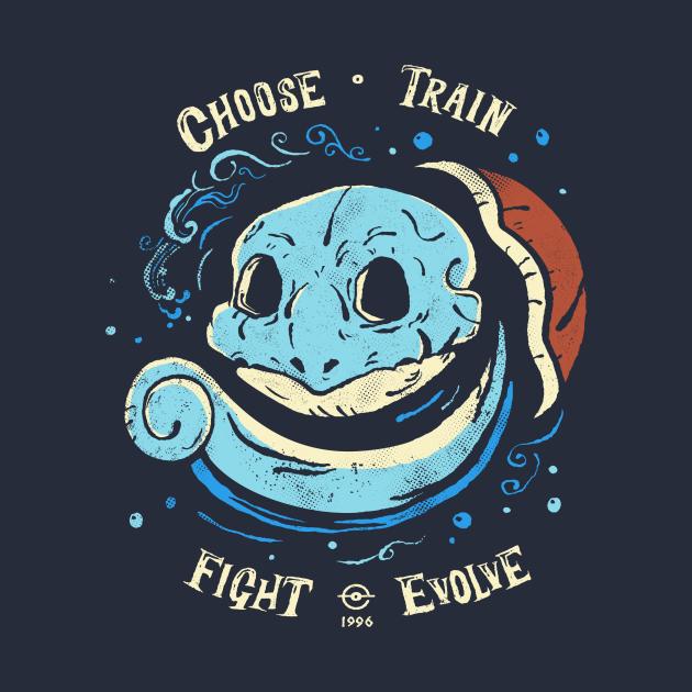 TeePublic: I Choose Water