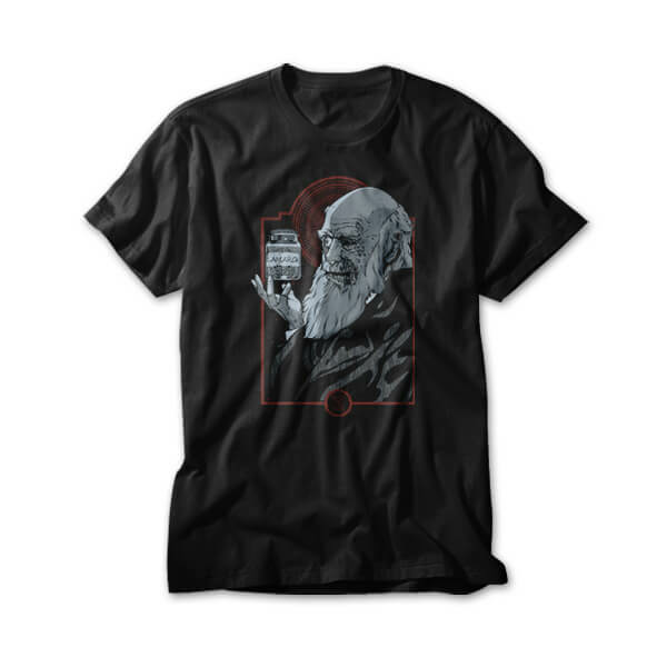 OtherTees: Darwin's Evolution