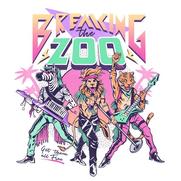 NeatoShop: Breaking the Zoo!