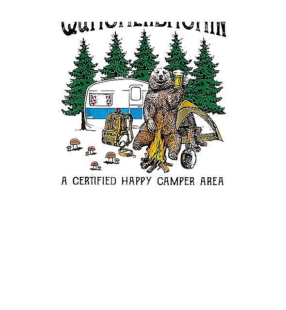 RedBubble: Welcome To Camp Quitcherbitchin