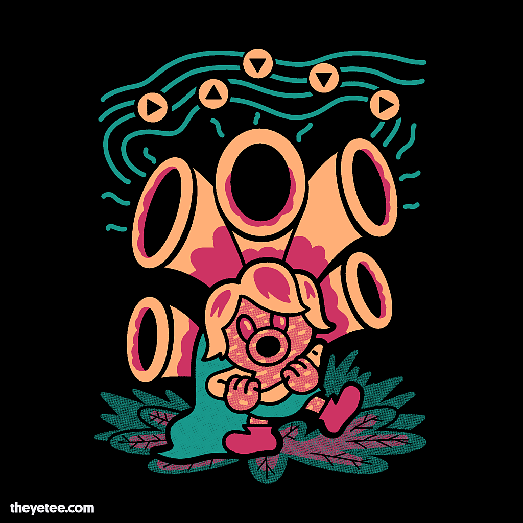 The Yetee: Horn It Up!