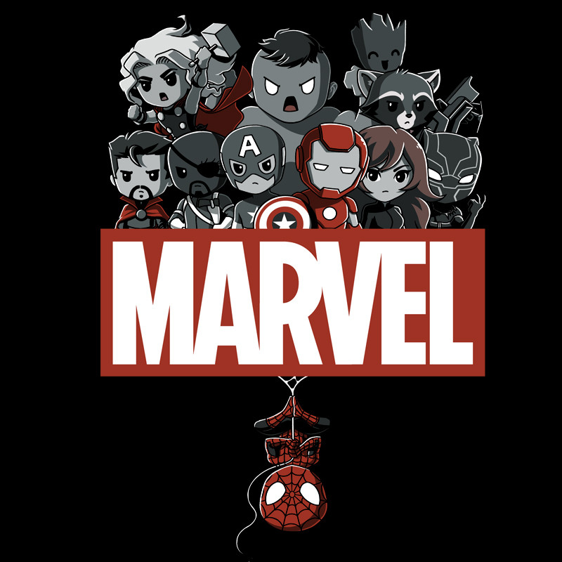 TeeTurtle: Marvel Superheroes