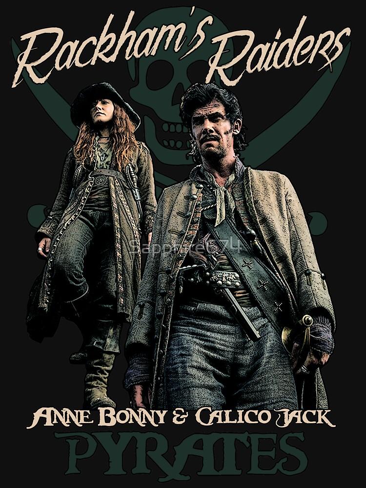 RedBubble: Black Sails Rackham's Raiders