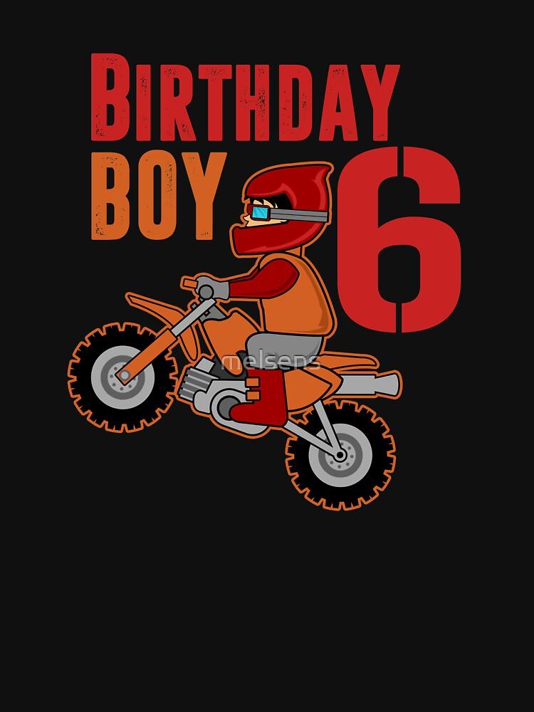 RedBubble: 6 yr old Motocross Racer Dirt Bike