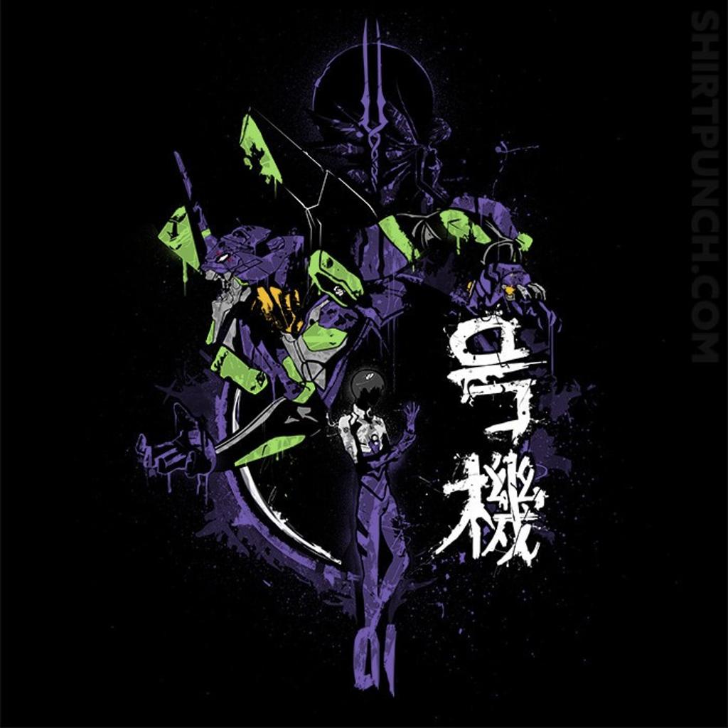 ShirtPunch: Evangelitee 01