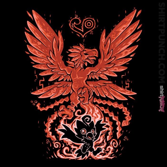 ShirtPunch: Digital Love Within