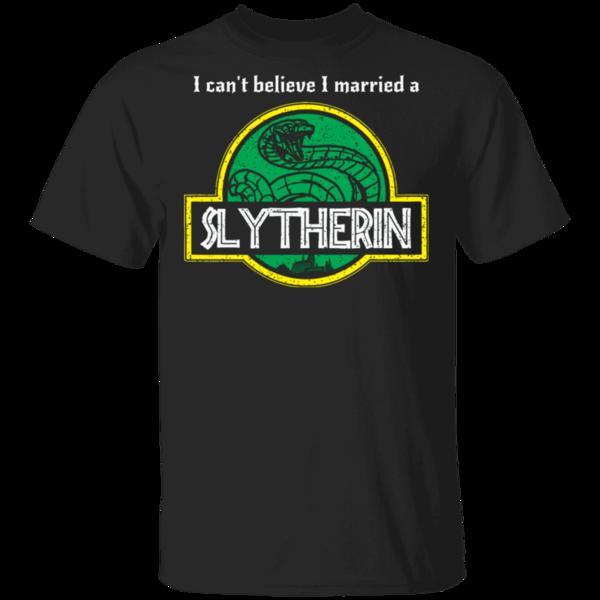 Pop-Up Tee: Slytherin