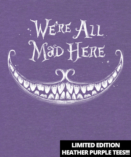 Qwertee: We Are Mad