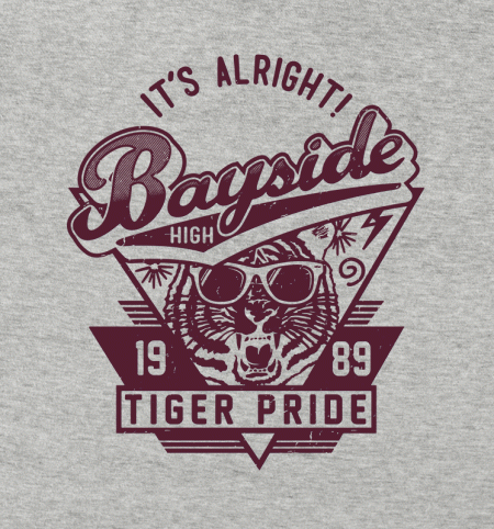 BustedTees: Bayside High