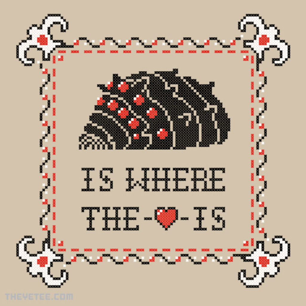 The Yetee: Ohmu Is Where the Heart Is