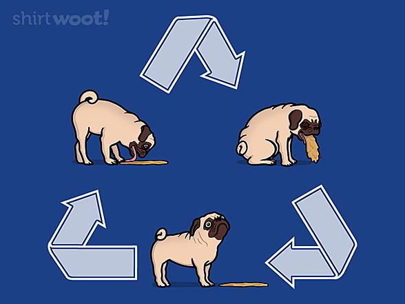 Woot!: Pug Cycle