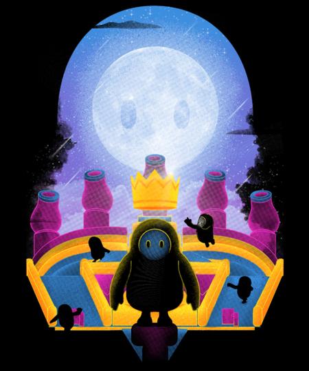 Qwertee: Grab The Crown