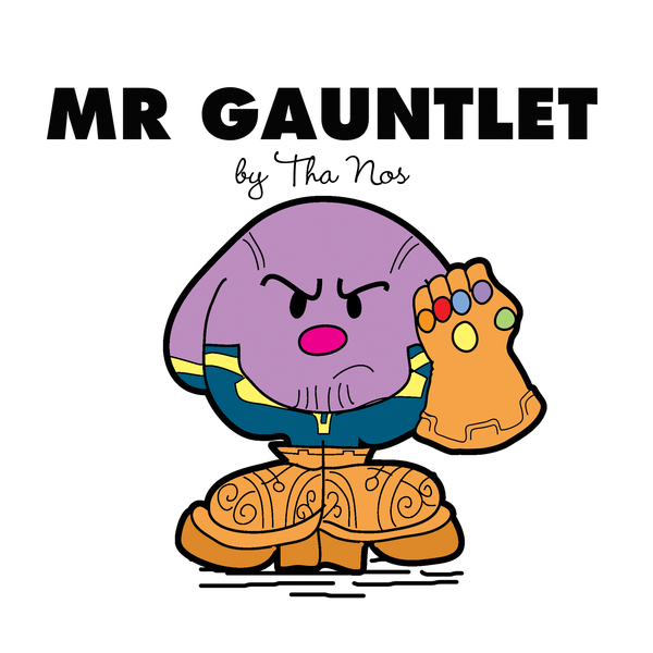NeatoShop: Mr Gauntlet